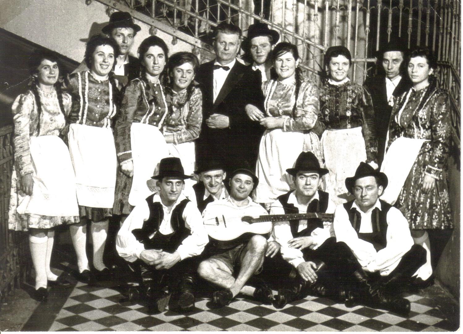 Alapító tagok 1963.
